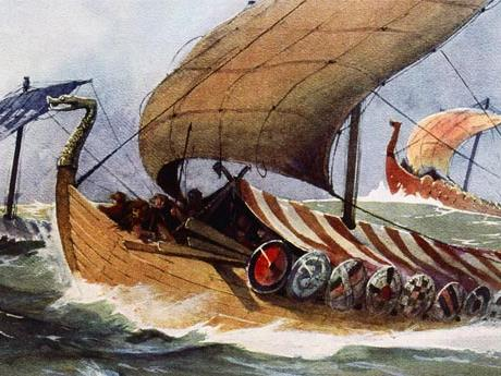 The Original Longships - Technology That Shaped a Culture
