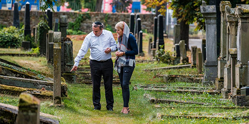 Koblenz Jewish Cemetery – History Held in Stone