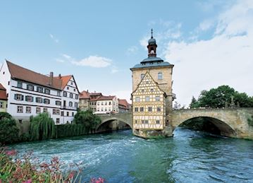 Rhine, Main & Danube River Cruise