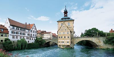 Bridge in Bamberg, Germany