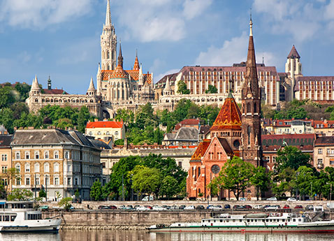 River Cruise Destinations Overview - Viking danube river cruise