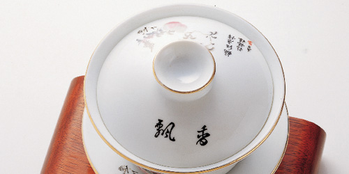 Chinese tea cup