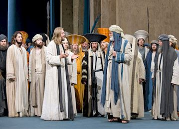 Oberammergau, The Passion Play