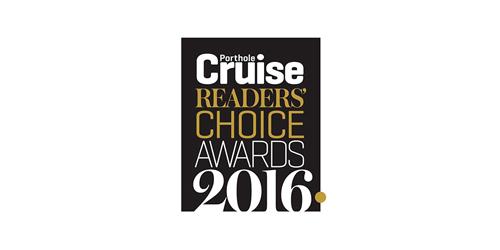 Porthole Cruise Readers Choice Award winner 2016 logo