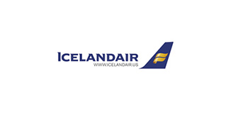 Logo of Icelandair